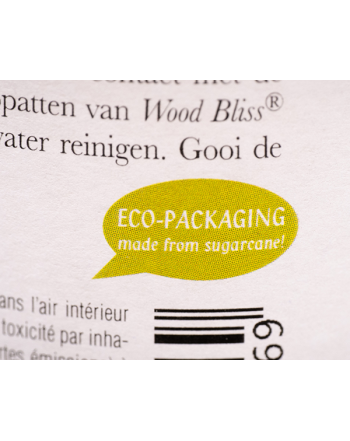 HM1 - éco-emballage issu de la canne à sucre