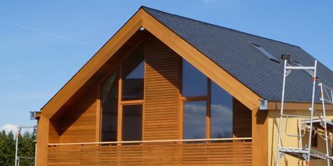 Protections bois extérieures