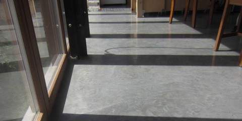 Bescherming van beton & poreuze steen