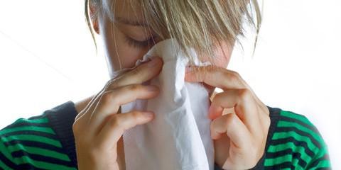Allergische personen